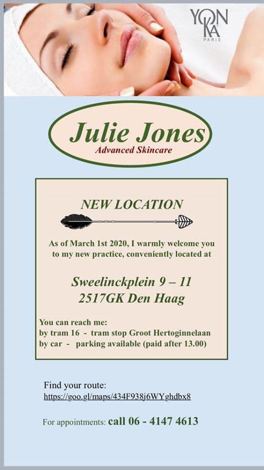 Julie Jones Advance Skincare